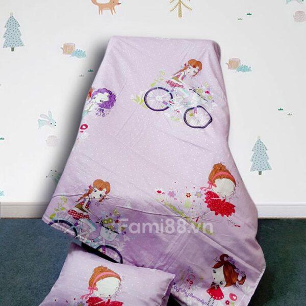 Mền cho bé gái dễ thương